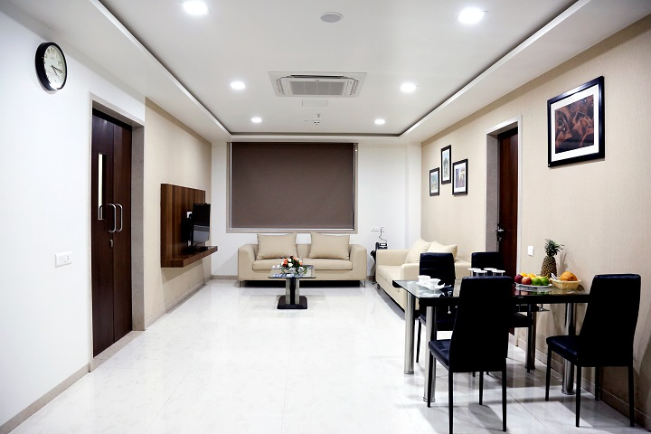 VIP Accomodation - Presidential Suite